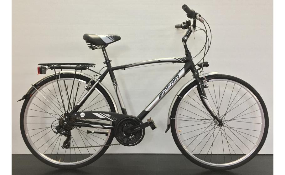 Imperia Ego Uomo 28 21v Nero Argento Imperia Bike