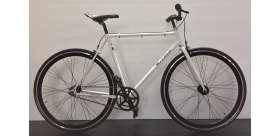 MONDIAL V09 SINGLE SPEED URBAN 28 1V BIANCO