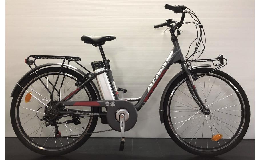 Atala E Way Donna 26 6v Titanio Atala Bikes