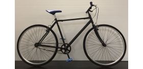 IMPERIA SINGLE SPEED 28 1V NERO BLU
