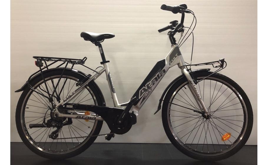 Atala Cult Unisex Am80 26 7v Argento Atala Bikes